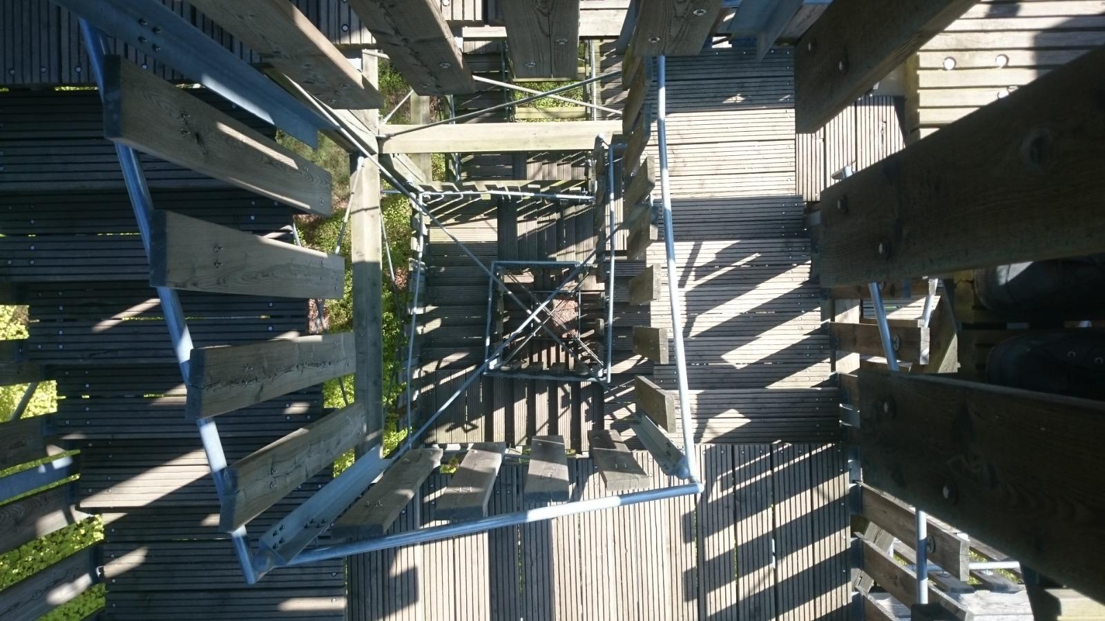 Viele-Treppen