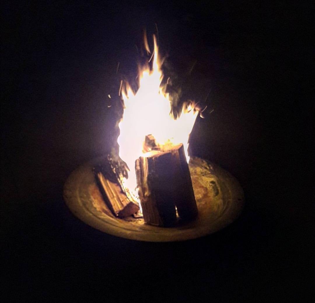brennendes-Feuer